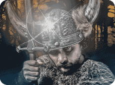 Visit York's Jorvik Viking Centre from York Caravan Park