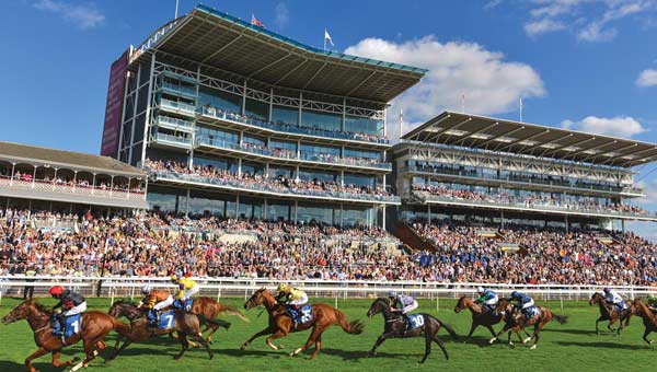Enjoy the passion and excitement of Spring horse racing at York Racecourse