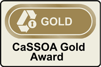 York Caravan Storage, Caravan Storage Site Operators Association Gold    