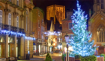 Visit York at Christmas