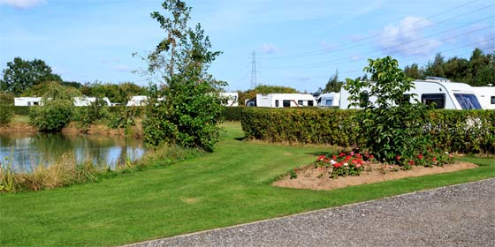 York Caravan Park is the only 5 Star Graded Adult only Caravan Park inside the York Ring-road