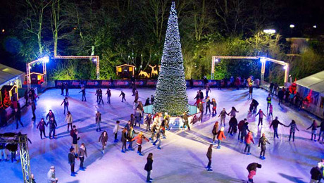 Visit The Yorkshire Winter Wonderland at Christmas